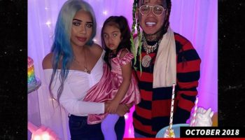 Tekashi 6ix9ine's Baby Mama Says Rapper's Made Zero Contact with Family
